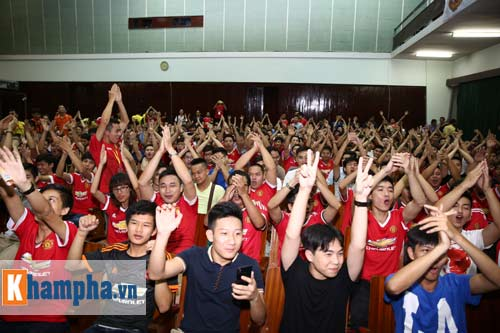 Chi tiết Arsenal - MU: Nỗ lực trong vô vọng (KT) - 19