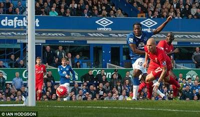 Chi tiết Everton – Liverpool: Nỗ lực bất thành (KT) - 7