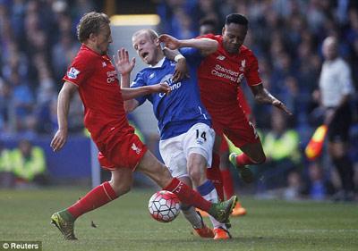 Chi tiết Everton – Liverpool: Nỗ lực bất thành (KT) - 9