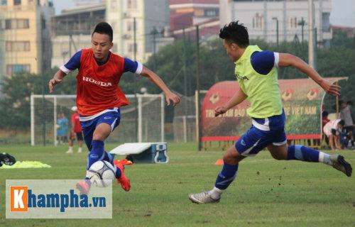 ĐTVN: Cầu thủ bảo vệ HLV Miura, tự tin đối đầu Iraq - 1