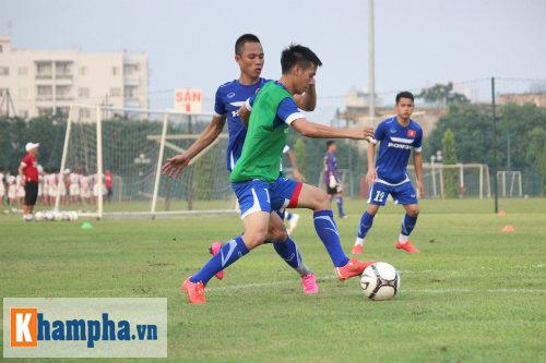 ĐTVN: Cầu thủ bảo vệ HLV Miura, tự tin đối đầu Iraq - 2