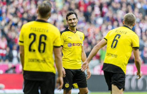 Bayern - Dortmund: Không thể cản bước - 3