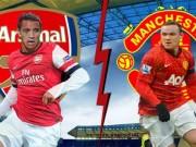 Bóng đá - Arsenal – MU: Tìm lại ánh hào quang