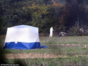 Thế giới - Anh: Máy bay rơi gần khu cắm trại, 2 người thiệt mạng