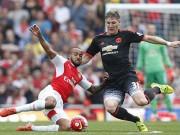 Bóng đá - Arsenal - MU: Đòn sấm sét chỉ trong 20 phút