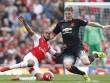 Arsenal - MU: Đòn sấm sét chỉ trong 20 phút