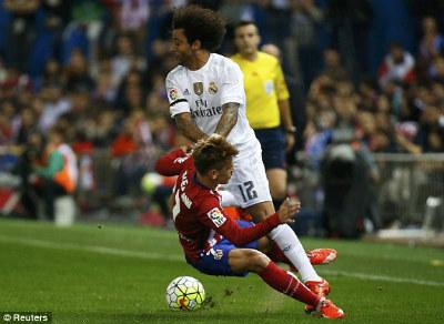 Chi tiết Atletico - Real: Phần thưởng xứng đáng (KT) - 5