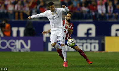Chi tiết Atletico - Real: Phần thưởng xứng đáng (KT) - 3