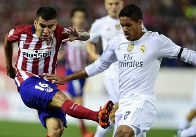 Chi tiết Atletico - Real: Phần thưởng xứng đáng (KT) - 4