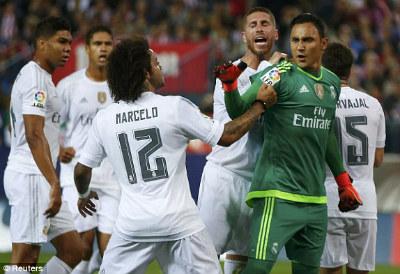 Chi tiết Atletico - Real: Phần thưởng xứng đáng (KT) - 7