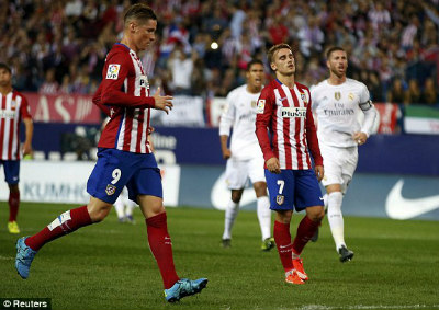 Chi tiết Atletico - Real: Phần thưởng xứng đáng (KT) - 8