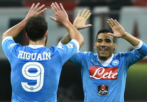 AC Milan - Napoli: Nỗi đau xót xa - 1