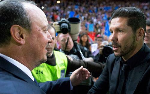 "Benitez ""đau xót"" khi Real mất 2 điểm - 1"