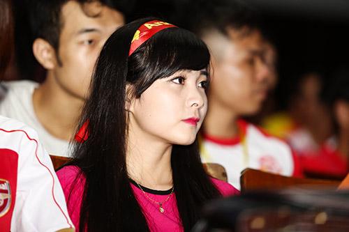 """""""Hot girl"""" Tú Linh choáng váng vì MU - 7"""