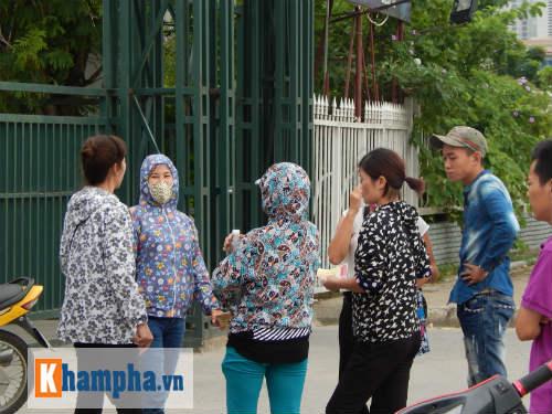 Đìu hiu người mua vé xem trận Việt Nam-Thái Lan - 2