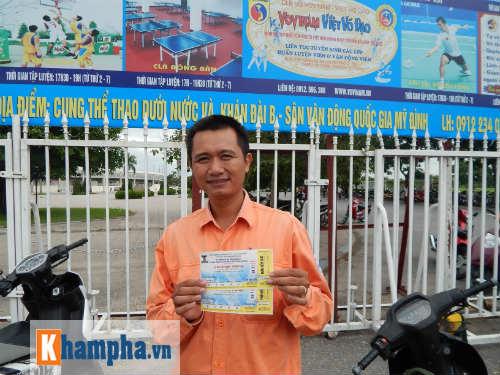 Đìu hiu người mua vé xem trận Việt Nam-Thái Lan - 3