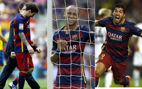 Công cùn, thủ kém: Barca đang sa sút toàn diện - 2