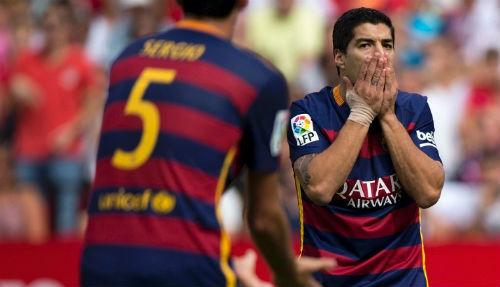 Công cùn, thủ kém: Barca đang sa sút toàn diện - 1