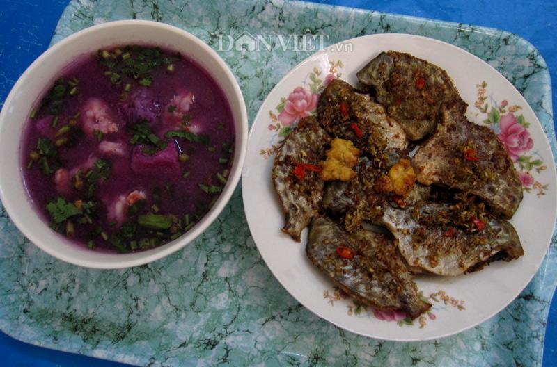 Cá nâu muối sả ớt chiên, món ngon quê đất Mũi - 2