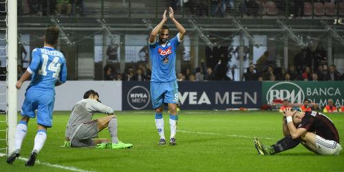 """Tâm điểm V7 Serie A: """"Đại địa chấn"""" tại San Siro - 1"""