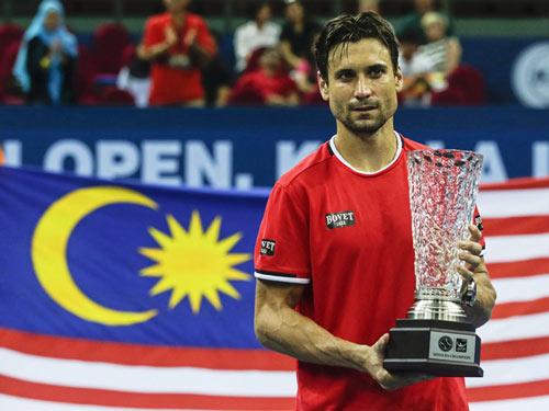 BXH tennis 5/10: Lão tướng Ferrer soán ngôi Nadal - 1
