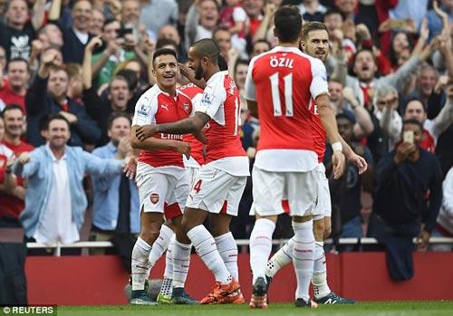 20 phút của Arsenal, 20 năm của Wenger - 1