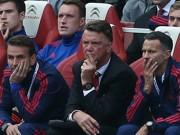 Bóng đá - Van Gaal thấy MU sẽ trở lại mạnh mẽ sau thất bại