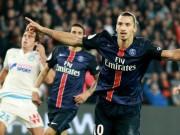 Bóng đá Pháp - PSG - Marseille: Lịch sử khắc tên Ibra