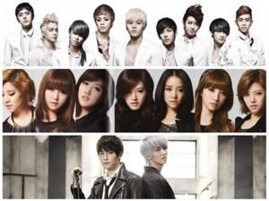 """Ca nhạc - MTV - 5 nhóm nhạc Kpop lận đận mãi chưa chịu """"nổi"""""""