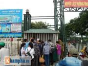 Bóng đá - Đìu hiu người mua vé xem trận Việt Nam-Thái Lan