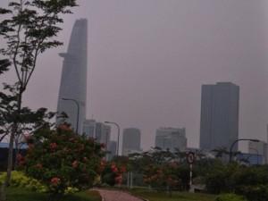 """Chìm trong sương mù, Sài Gòn thành """"Đà Lạt thứ hai"""""""