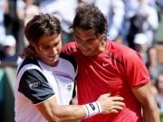 Thể thao - BXH tennis 5/10: Lão tướng Ferrer soán ngôi Nadal