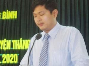 Tin tức trong ngày - Bộ Nội vụ kết luận việc bổ nhiệm giám đốc sở 30 tuổi