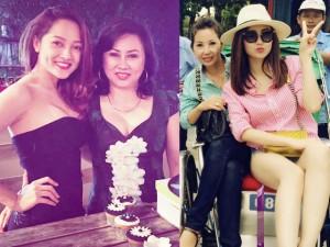Ca nhạc - MTV - 5 mỹ nhân Việt có mẹ trẻ đẹp như... chị gái