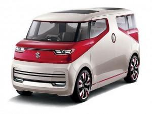 Ô tô - Xe máy - Mổ xẻ mẫu minivan Suzuki Air Triser concept sắp trình làng