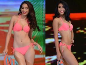 Ảnh bikini nóng rực của top 15 Hoa hậu Hoàn vũ VN 2015