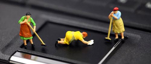 Kinh nghiệm giữ gìn sức khỏe cho laptop - 2