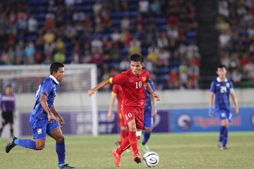 U19 Myanmar - U19 Việt Nam (19h, 6-10): Lo trọng tài bênh chủ nhà - 1