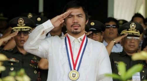 """Gia nhập chính trường, Pacquiao bị """"ném đá"""" dữ dội - 1"""