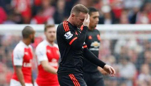 MU – Van Gaal: Đã đến lúc để Rooney dự bị - 1