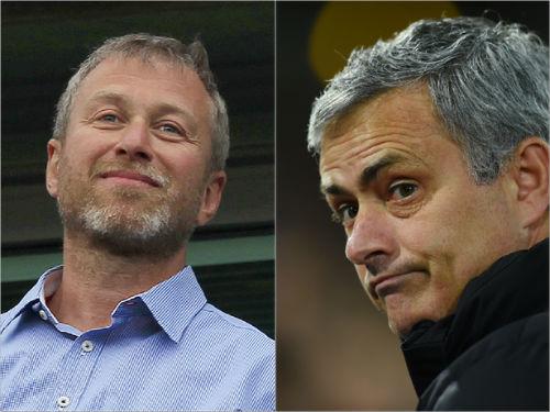 """Mourinho không còn """"đặc biệt"""" trong mắt Abramovich - 2"""