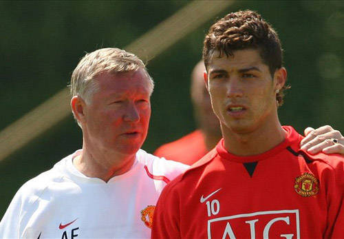 """Ronaldo kể lại """"những cơn thịnh nộ"""" của Sir Alex - 3"""