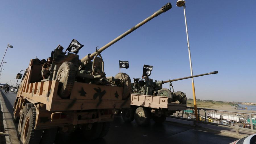 3.000 chiến binh khủng bố tháo chạy khỏi Syria vì sợ Nga không kích - 2