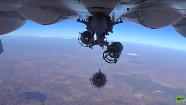 3.000 chiến binh khủng bố tháo chạy khỏi Syria vì sợ Nga không kích - 3