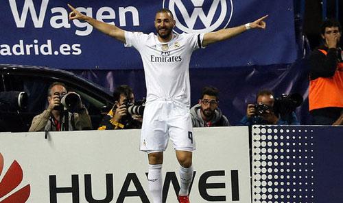 """Bất công ở Real: Ronaldo đá kém, Benzema bị """"trảm"""" - 1"""