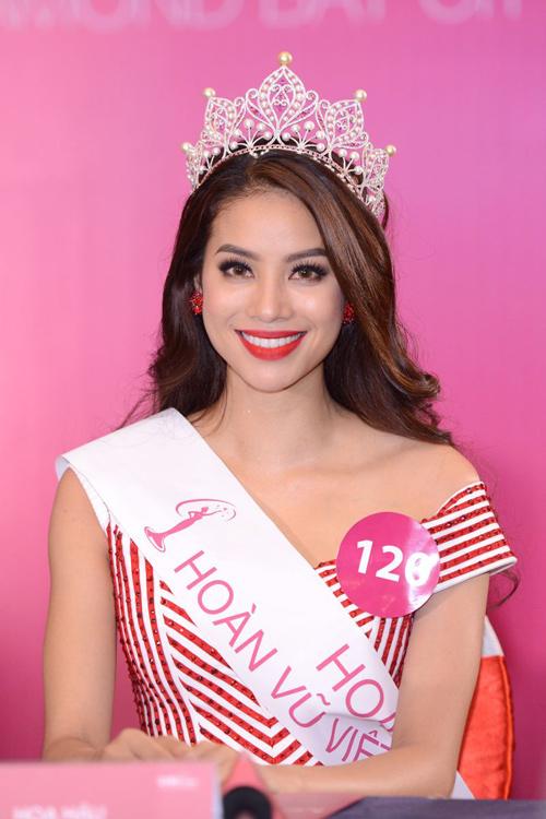 3 trùng hợp thú vị ở chung kết Hoa hậu Hoàn vũ VN - 3