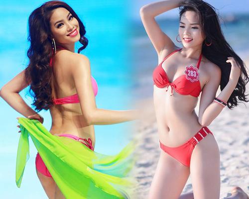 3 trùng hợp thú vị ở chung kết Hoa hậu Hoàn vũ VN - 2