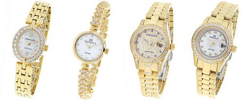 Đồng hồ nữ Diamond D - thêm lựa chọn hoàn hảo dịp 20/10 - 1