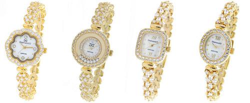 Đồng hồ nữ Diamond D - thêm lựa chọn hoàn hảo dịp 20/10 - 2