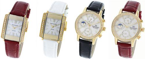 Đồng hồ nữ Diamond D - thêm lựa chọn hoàn hảo dịp 20/10 - 4